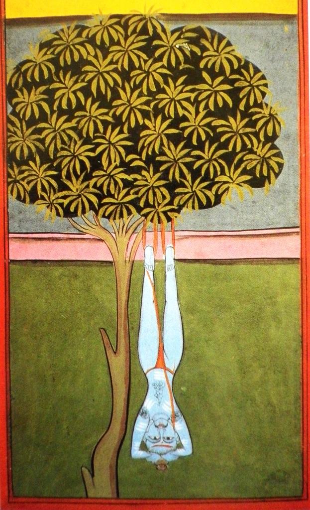 THE ETHICS OF HATHA YOGA Rabbit